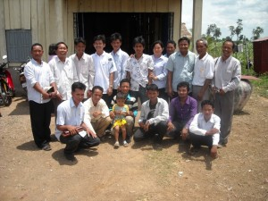 Pailin Conference Attendees