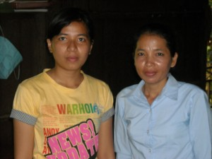 Sister Siem and her Daughter